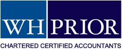 W.H. Prior Chartered Certified Accountants logo